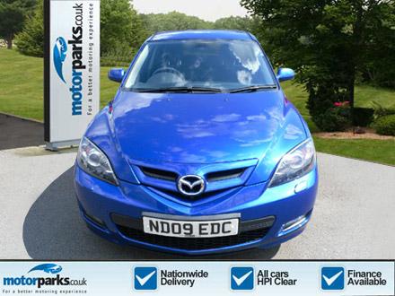 Mazda 3 1.6 Sport 5dr Hatchback (2009) image