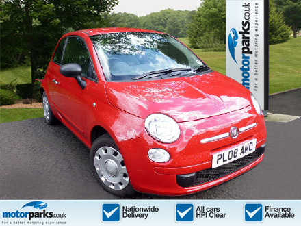 Fiat 500 1.2 Pop 3dr Hatchback (2008) image