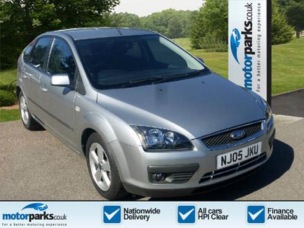 Ford Focus 1.6 Zetec 5dr Auto [Climate Pack] Automatic Hatchback (2005) image