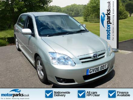 Toyota Corolla 2.0 D-4D T3 5dr Diesel Hatchback (2006) image