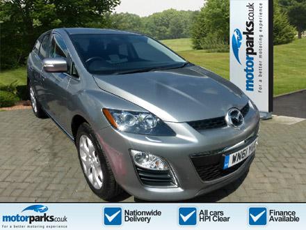 Mazda CX-7 2.2d Sport Tech 5dr Diesel Estate (2011) image
