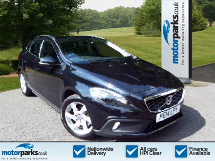 Volvo V40 D2 Cross Country Lux 5dr 1.6 Diesel Hatchback (2014) image