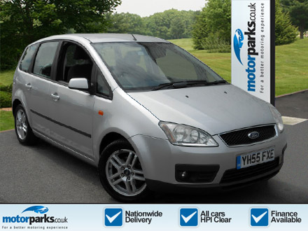 Ford Focus C-Max 1.6 Zetec 5dr Estate (2005) image