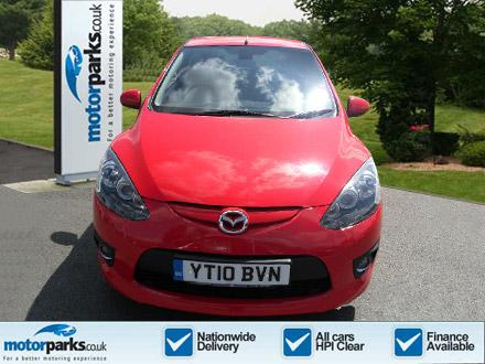 Mazda 2 1.5 Sport 3dr Hatchback (2010) image