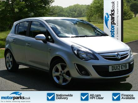 Vauxhall Corsa 1.3 CDTi ecoFLEX SXi 5dr [AC] [Start Stop] 1.2 Diesel Hatchback (2012) image