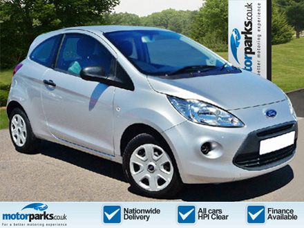 Ford Ka 1.2 Edge 3dr [Start Stop] Hatchback (2011) image