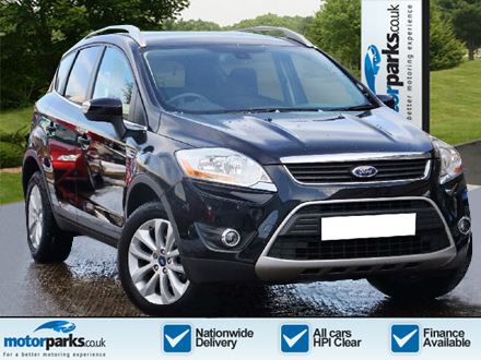 Ford Kuga 2.0 TDCi 163 Titanium 5dr Powershift Diesel Automatic Estate (2011) image