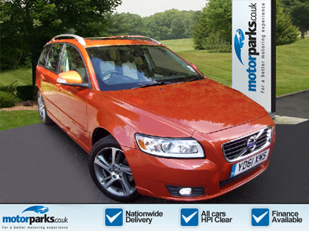 Volvo V50 2.0 SE Lux Edition 5dr Estate (2011) image