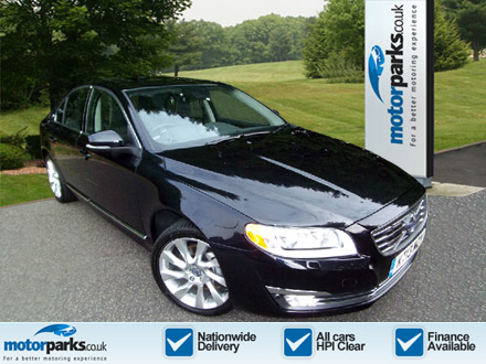 Volvo S80 D5 EXECUTIVE 2.4 Diesel Automatic 4 door Saloon (2014) image