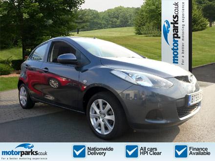 Mazda 2 1.3 TS2 5dr Hatchback (2009) image