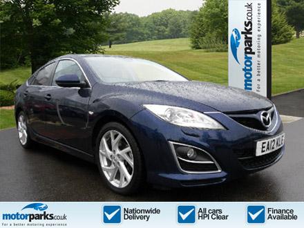 Mazda 6 2.2d [180] Sport 5dr Diesel Hatchback (2012) image