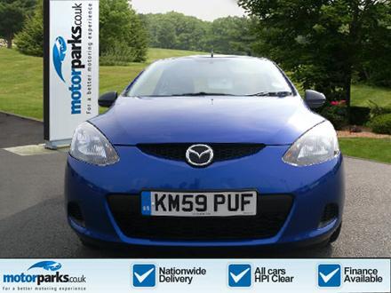 Mazda 2 1.3 TS 3dr [AC] Hatchback (2009) image