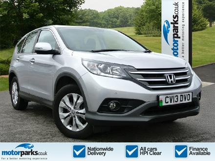 Honda CR-V 2.0 i-VTEC SE 5dr Estate (2013) image