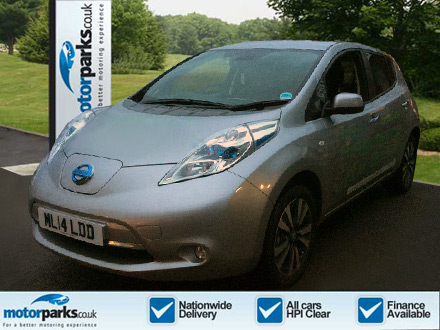 Nissan Leaf Tekna 5dr Electric Hatchback (2014) image