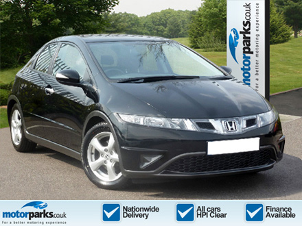 Honda Civic 1.8 i-VTEC SE 5dr Hatchback (2012) image