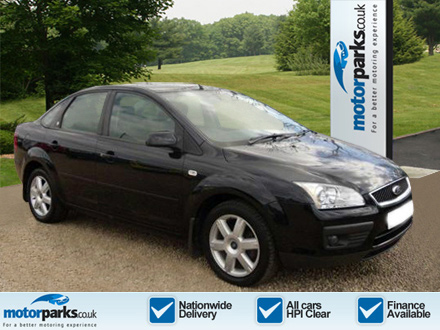 Ford Focus 2.0 Ghia 5dr Auto Automatic Hatchback (2005) image