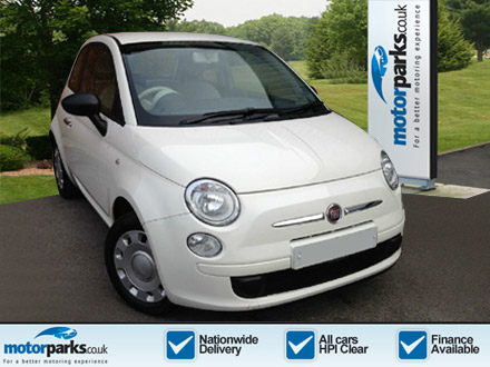 Fiat 500 1.2 Pop 3dr Hatchback (2010) image