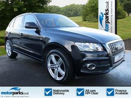 Audi Q5 2.0 TDI [143] Quattro S Line 5dr [Start Stop] Diesel Estate (2011) image