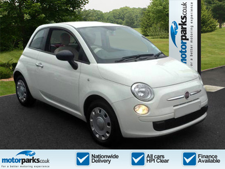 Fiat 500 1.2 Pop 3dr [Start Stop] Hatchback (2015) image