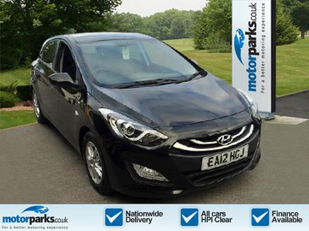 Hyundai i30 1.4 Active 5dr Hatchback (2012) image