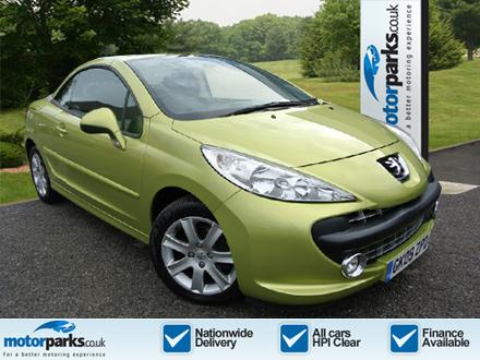 Peugeot 207 1.6 16V Sport 2dr Cabriolet (2009) image