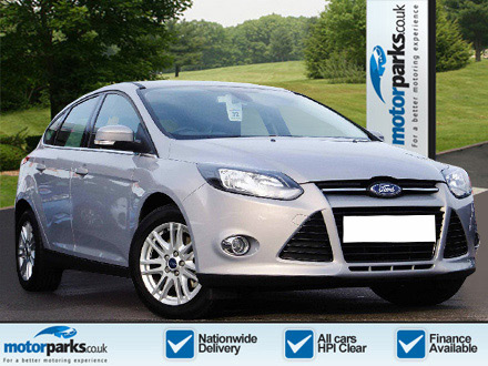 Ford Focus 2.0 TDCi Zetec 5dr Powershift Diesel Automatic Hatchback (2012) image