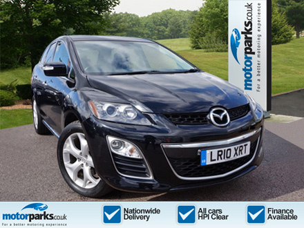 Mazda CX-7 2.2d Sport Tech 5dr Diesel Estate (2010) image