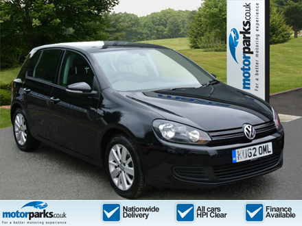 Volkswagen Golf 2.0 TDi 140 BlueMotion Tech Match 5dr Diesel Hatchback (2012) image