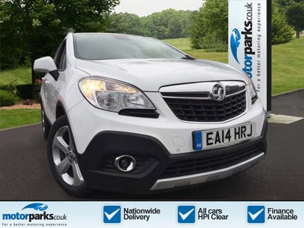 Vauxhall Mokka 1.7 CDTi Tech Line 5dr Diesel Hatchback (2014) image