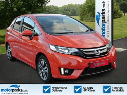 Honda Jazz 1.3 EX 5dr Hatchback (2016) image