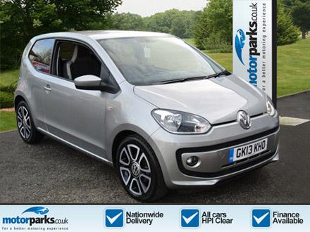Volkswagen Up 1.0 High Up 3dr Hatchback (2013) image