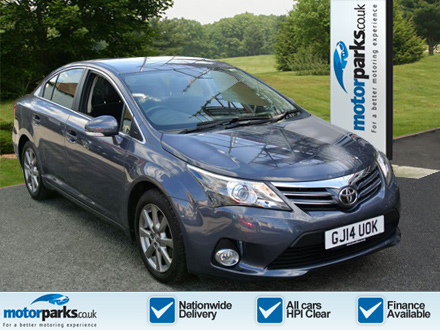 Toyota Avensis 2.0 D-4D Icon+ 4dr Diesel Saloon (2014) image
