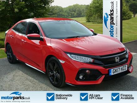 Honda Civic 1.5 VTEC Turbo Sport 5dr Hatchback (2017) image