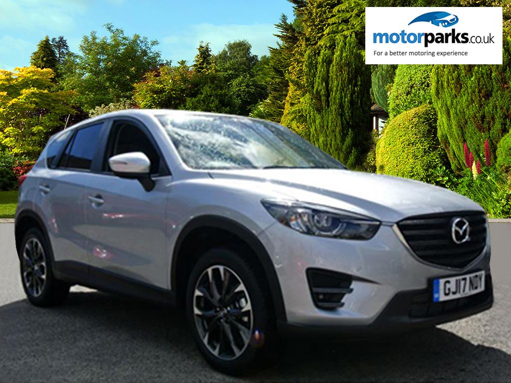 Mazda CX-5 2.2d Sport Nav 5dr Diesel Estate (2016) image