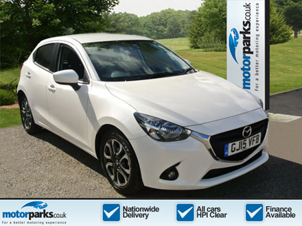 Mazda 2 1.5 Sports Launch Edition 5dr Hatchback (2015) image