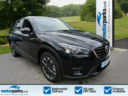 Mazda CX-5 2.2d [175] Sport Nav 5dr AWD Diesel Automatic Estate (2015)