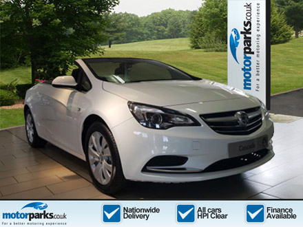 Vauxhall Cascada 1.4T SE 2dr Convertible (2013) image