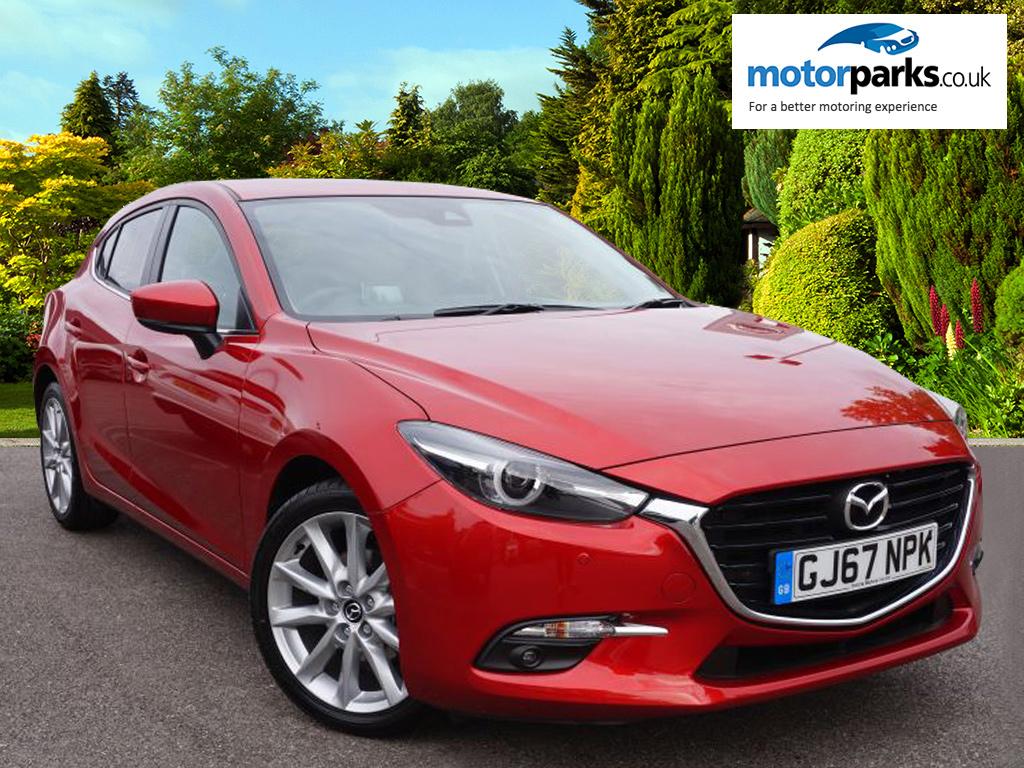Mazda 3 Hatchback 1.5d Sport Nav 5dr image 1