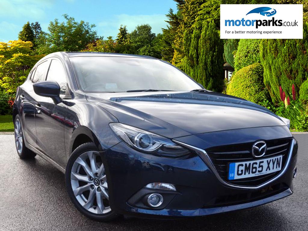Mazda 3 2.0 Sport Nav 5dr Hatchback (2016) image