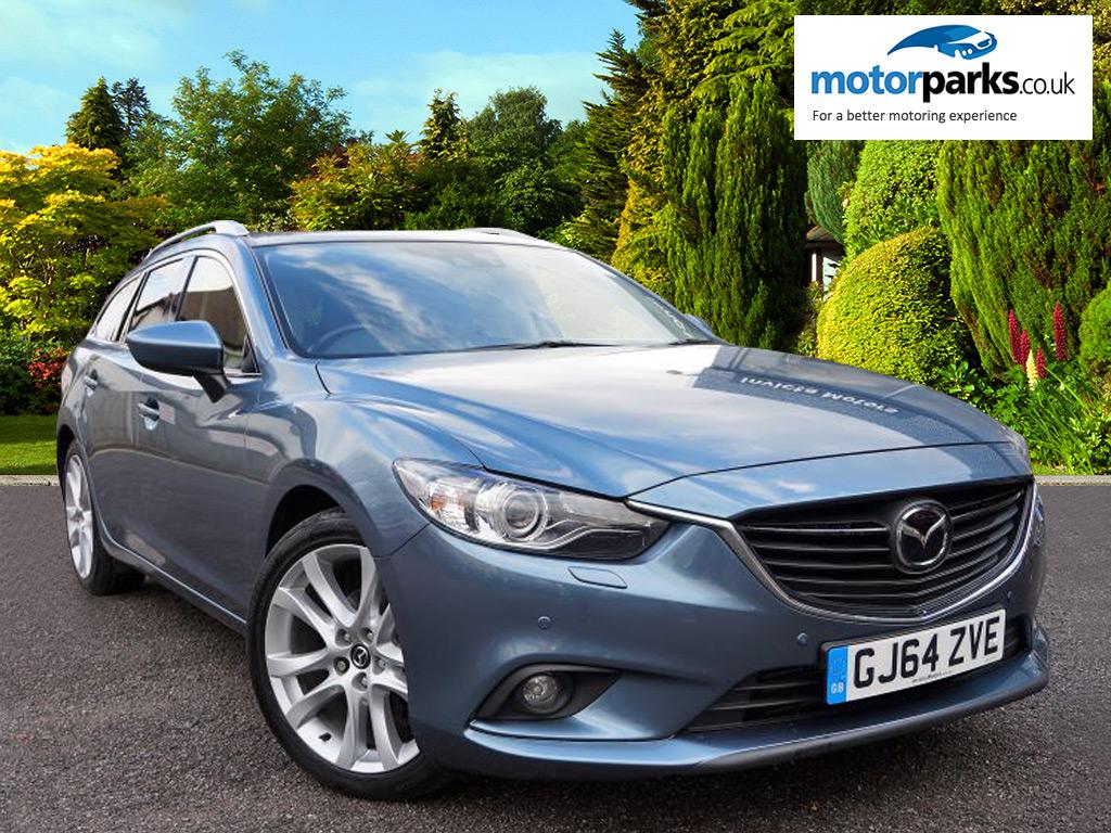 Mazda 6 2.2d [175] Sport Nav 5dr Diesel Automatic Estate (2014) image