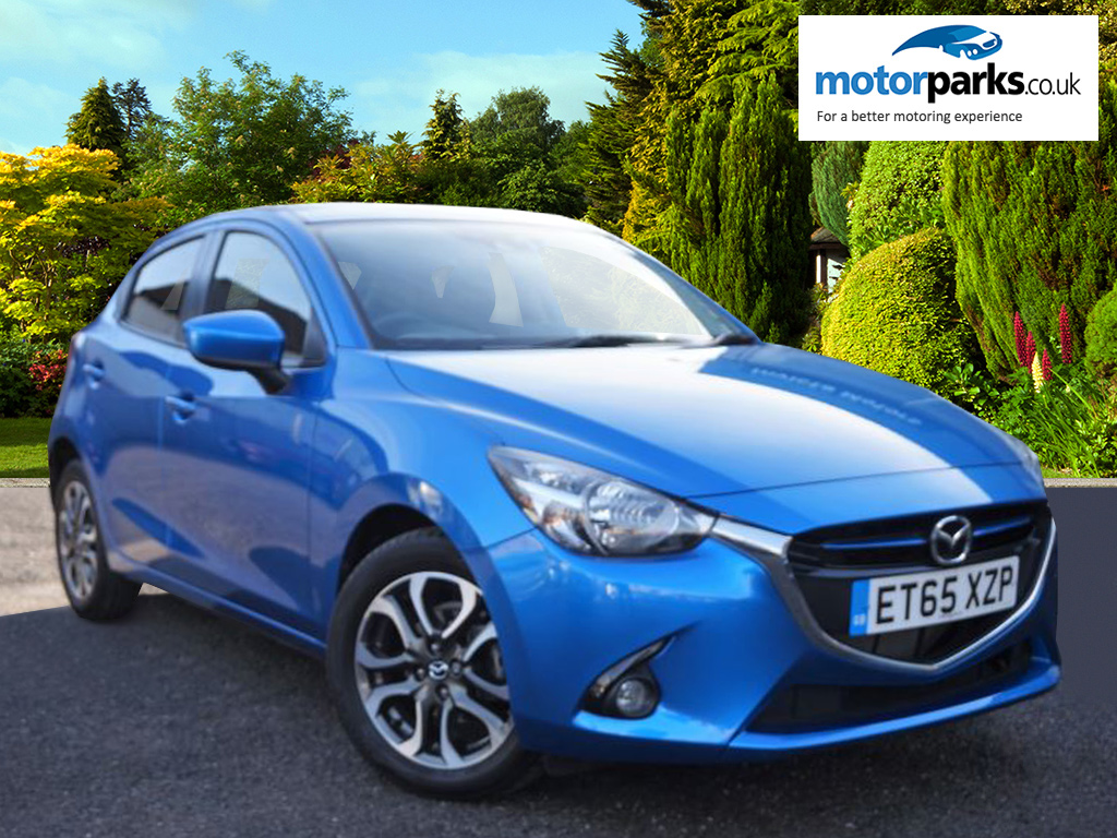 Mazda 2 1.5 Sport Nav 5dr Hatchback (2016) image