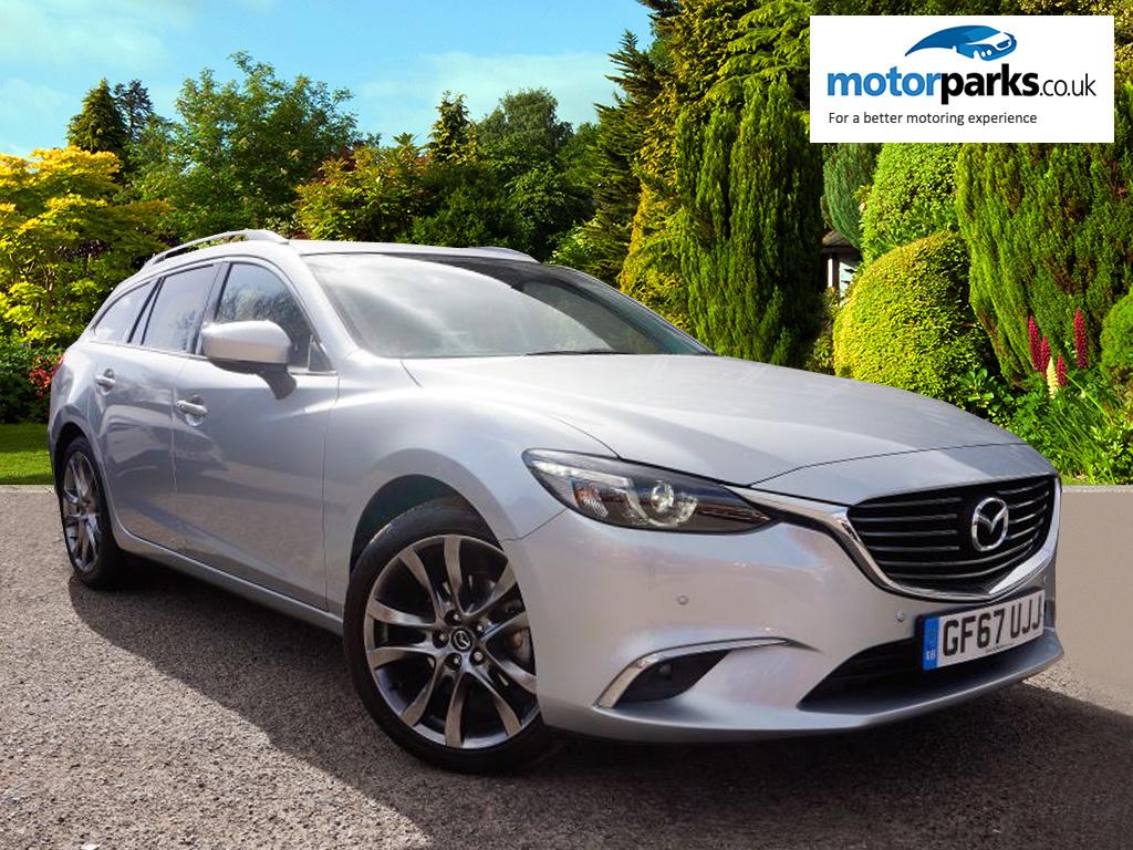 Mazda 6 2.2d [175] Sport Nav 5dr Diesel Automatic Estate (2017) image