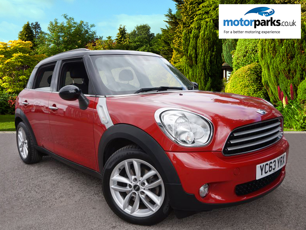 Mini Countryman 2.0 Cooper D Diesel Automatic 5 door Hatchback (2013) image