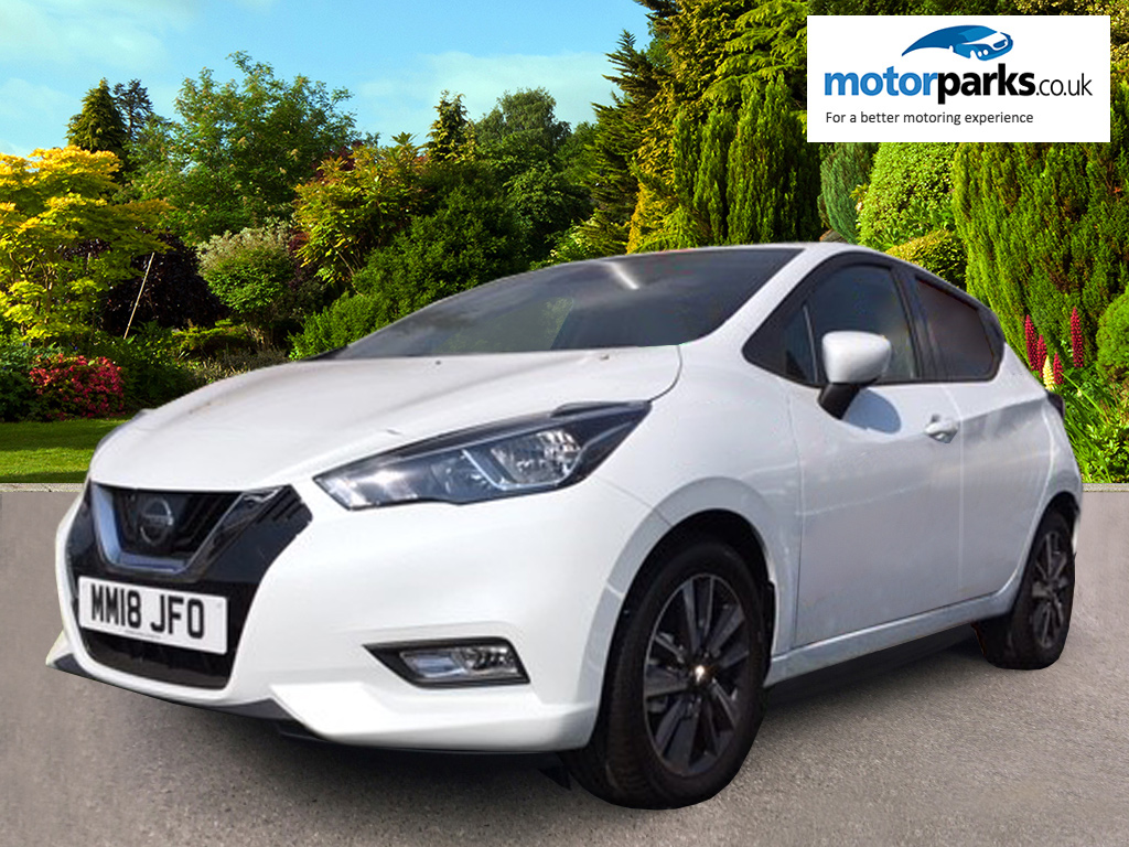 Nissan Micra 1.5 dCi N-Connecta 5dr image 1