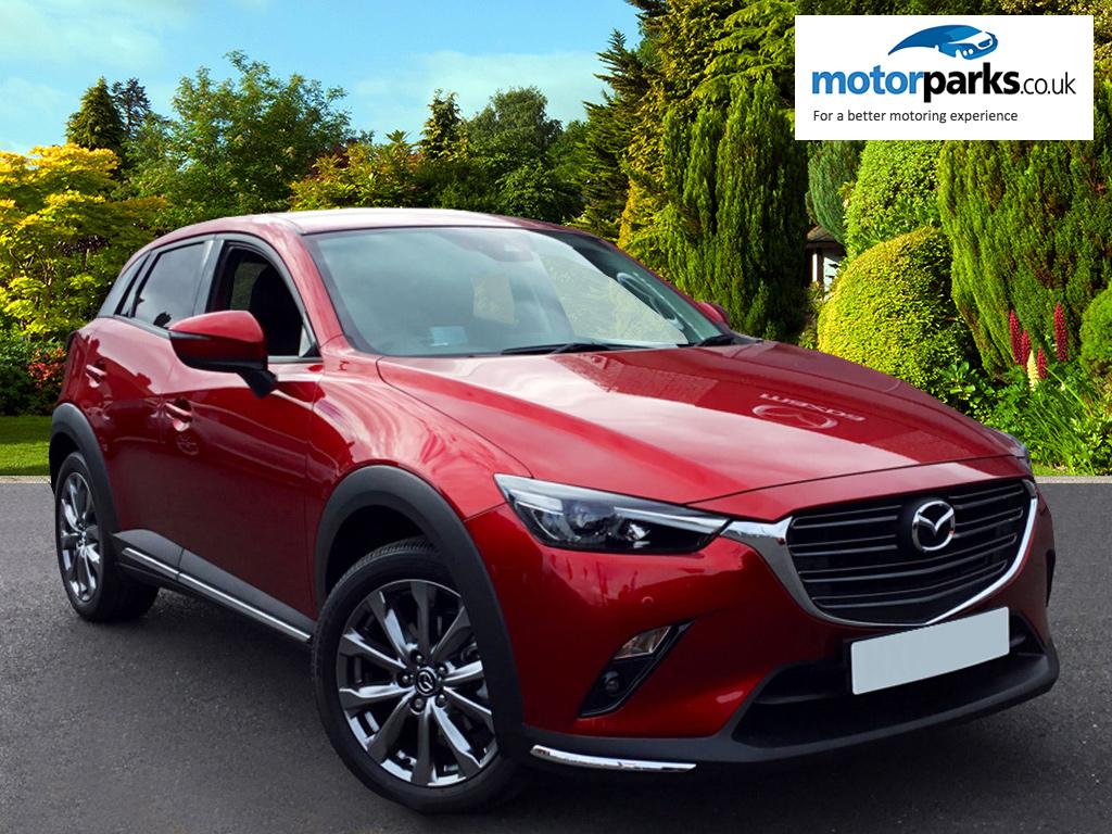 Mazda CX-3 2.0 Sport Nav + 5dr image 1