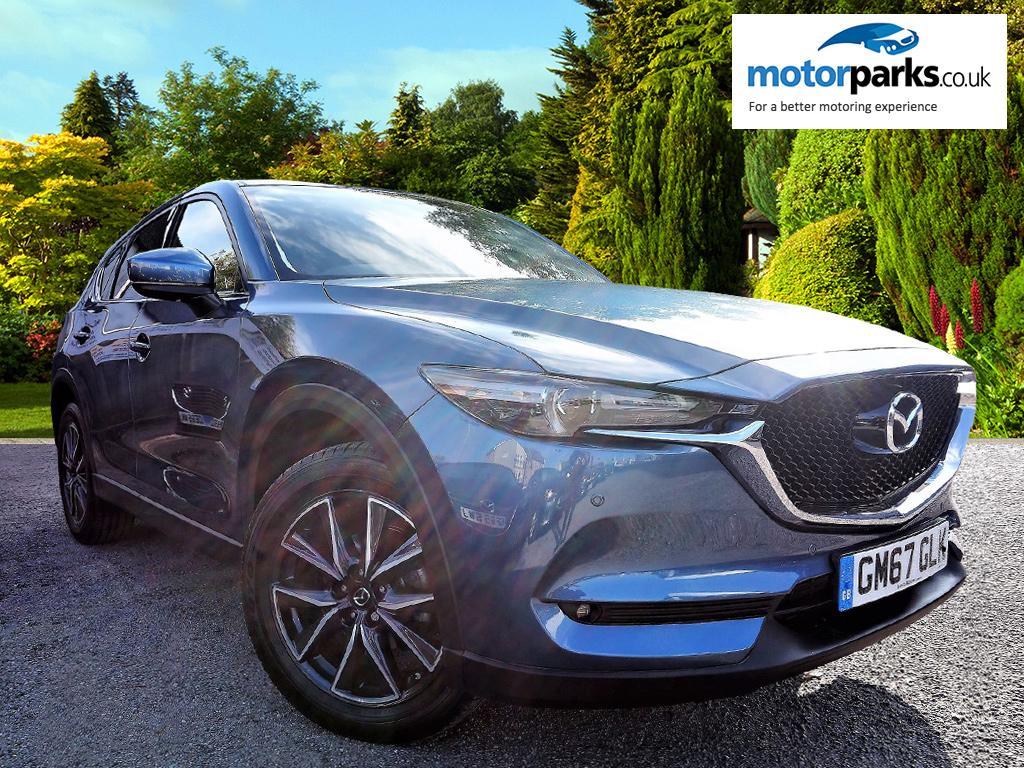 Mazda CX-5 2.2d Sport Nav 5dr Diesel Estate (2018) image