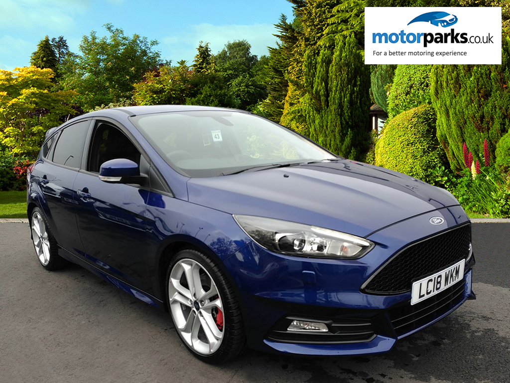 Ford Focus ST St-3 Turbo 2.0 5 door Hatchback (2018) image