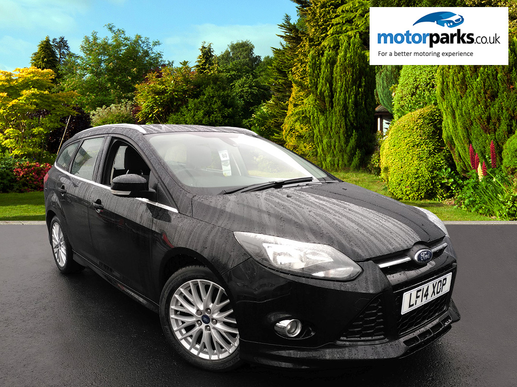 Ford Focus 2.0 TDCi 163 Zetec S 5dr Powershift Diesel Automatic Estate (2014)