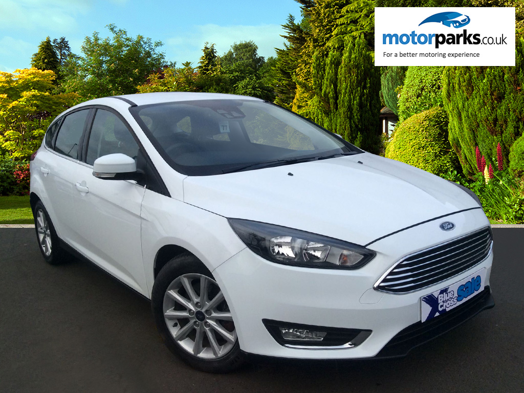 Ford Focus 1.5 EcoBoost Titanium Automatic 5 door Hatchback (2016) image