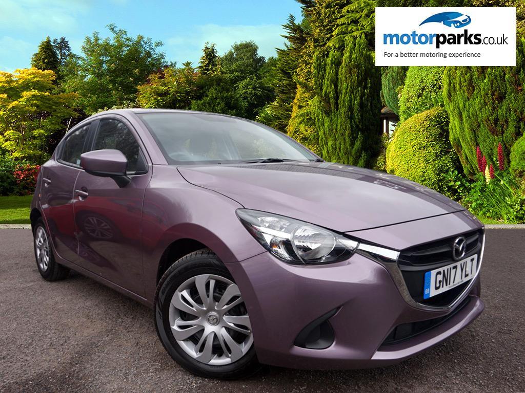 Mazda 2 1.5 75 SE 5dr Hatchback (2017) image